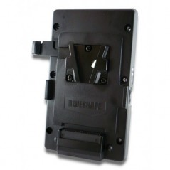 Blueshape - MV - UNIVERSAL MOUNTING PLATE FOR VLOCK BATTERIES. from BLUESHAPE with reference MV at the low price of 66.5. Produc