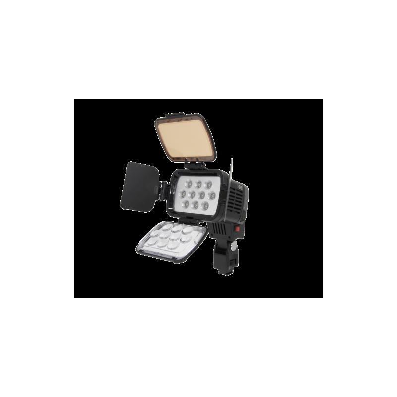 Idx – X10-LITE-S – LED 1450 LUX ON-BOARD CAMERA LIGHT