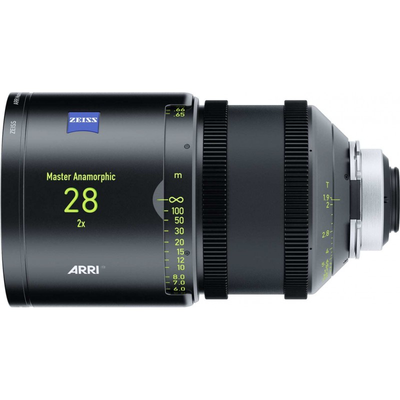 Arri - K2.0010083 - ARRI MASTER ANAMORPHIC 28-T1.9 M from ARRI with reference K2.0010083 at the low price of 41000. Product feat