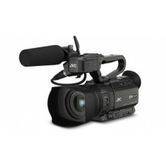 Jvc - GY-HM170E - COMPACT 4KCAM HANDHELD CAMCORDER from JVC with reference GY-HM170E at the low price of 1278.9. Product feature