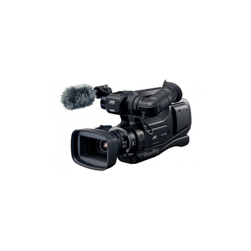 Jvc – GY-HM70E – FULL HD SHOULDER-MOUNTED EVENTS CAMCORDER WITH 16X LENS