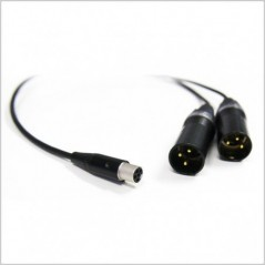 Sennheiser CA 6042 XLR - MINI XLR CABLE from SENNHEISER with reference CA 6042 XLR at the low price of 54.6. Product features: