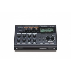 Tascam - DP-006 - COMPACT 6-TRACK DIGITAL MULTITRACK RECORDER WITH BUILT-IN MICROPHONES from TASCAM with reference DP-006 at the