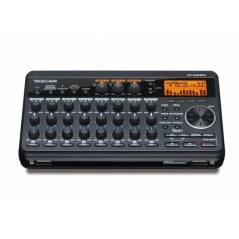Tascam - DP-008EX - COMPACT 8-TRACK DIGITAL MULTITRACK RECORDER WITH BUILT-IN MICROPHONES from TASCAM with reference DP-008EX at