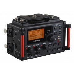 Tascam - DR-60DMK2 - 4-CHANNEL PORTABLE RECORDER DESIGNED FOR DSLR FILMMAKERS from TASCAM with reference DR-60DMK2 at the low pr