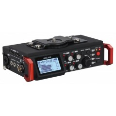 Tascam - DR-701D - LINEAR PCM RECORDER / MIXER FOR DLSR CAMERA from TASCAM with reference DR-701D at the low price of 494.1. Pro