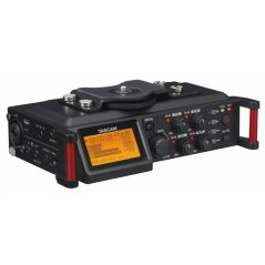 Tascam - DR-70D - LINEAR PCM RECORDER FOR DLSR from TASCAM with reference DR-70D at the low price of 310.5. Product features: