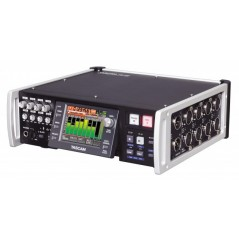 Tascam - HS-P82 - 8-TRACK PRO FIELD RECORDER from TASCAM with reference HS-P82 at the low price of 2308.5. Product features: