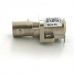 Canare - BCA-RL (5 PCS) - ACTIVE BNC RECEPTACLE RX- RIGHT ANGLE from CANARE with reference BCA-RL (5 pcs) at the low price of 15