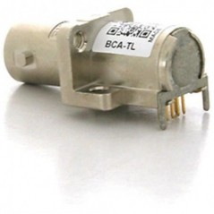 Canare - BCA-TL (5 PCS) - ACTIVE BNC RECEPTACLE TX- RIGHT ANGLE from CANARE with reference BCA-TL (5 pcs) at the low price of 10