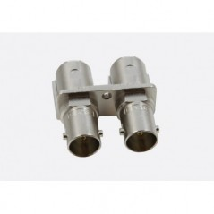 Canare - BCJ-BPLH2PA (10 PCS) - 75 OHM BNC PCB MOUNT RECEPTACLE- DUAL TYPE from CANARE with reference BCJ-BPLH2PA (10 pcs) at th