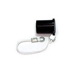 Canare - BCJ-DC-CH (20 PCS) - DUST CAP FOR BNC RECEPTACLE W- STRING from CANARE with reference BCJ-DC-CH (20 pcs) at the low pri