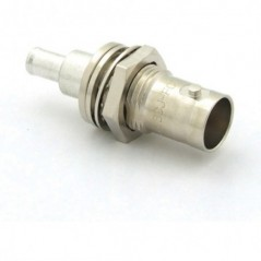 Canare - BCJ-FC1 (20 PCS) - 75 OHM BNC RECEPTACLE- SOLDER PIN- CRIMP SLEEVE from CANARE with reference BCJ-FC1 (20 pcs) at the l