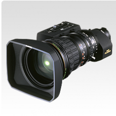 HA25X11.5BERD-S18D - 2-3 HD PREMIER ENG ZOOM LENSES W-2.0X E from FUJINON with reference HA25X11.5BERD-S18D at the low price of