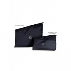 Portabrace – POUCH-EQUIPXL – CAMERA POUCH – CAMERA EQUIPMENT – EXTRA-LARGE – BLACK from  with reference POUCH-EQUIPXL at the low