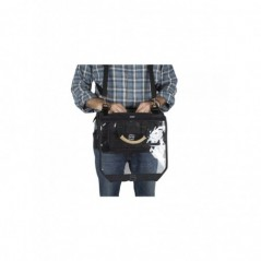 """Portabrace – AO-1.5SILENT+ – LIGHTWEIGHT AND """"SILENT"""" AUDIO ORGANIZER CASE WITH HEAVY DUTY STRAP AND HARNESS, RAIN COVER"""