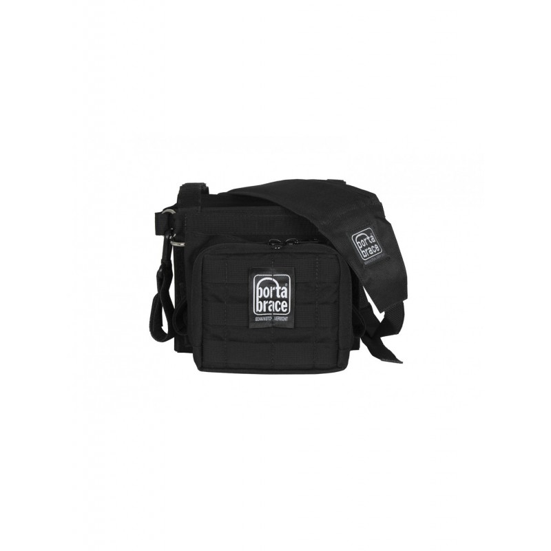 Portabrace – AO-SXR4AD8+ – PROTECTIVE AUDIO BAG FOR THE SONOSAX SX-R4+ AND SX-A8+ from  with reference AO-SXR4AD8+ at the low pr