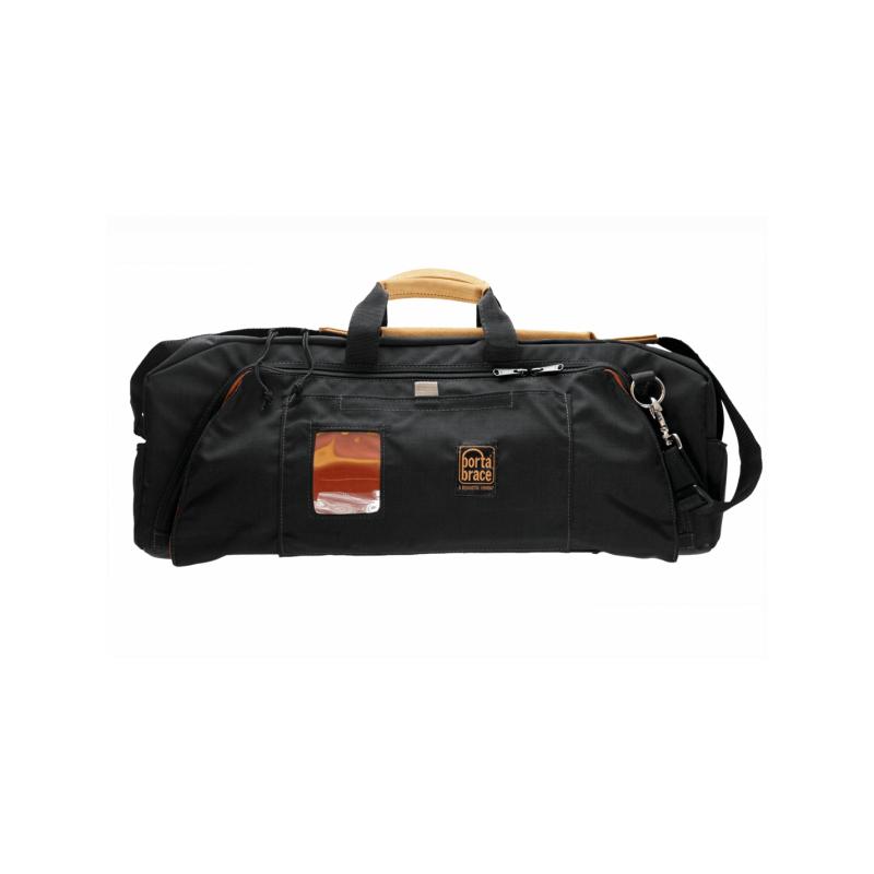 Portabrace – GRIP-TOTELG – TOUGH CORDURA BAG WITH SUEDE HANDLES & SHOULDER STRAP (L)