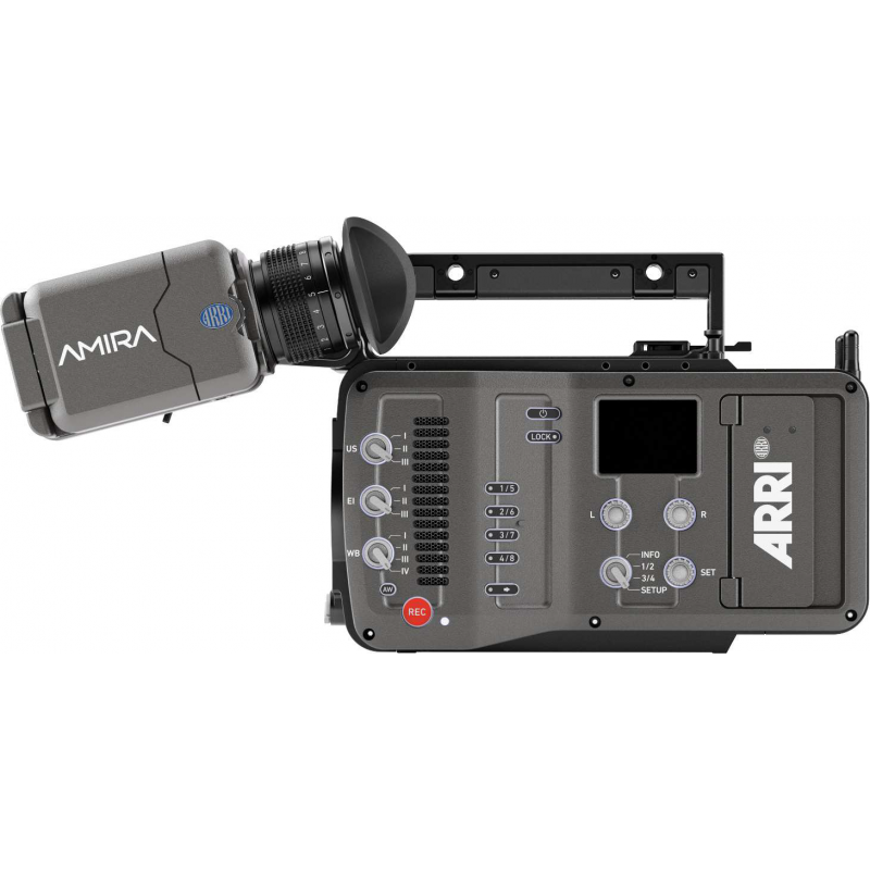 Arri – K0.0014798 – AMIRA CAMERA SET WITH PREMIUM LICENSE – ALL INCLUDED