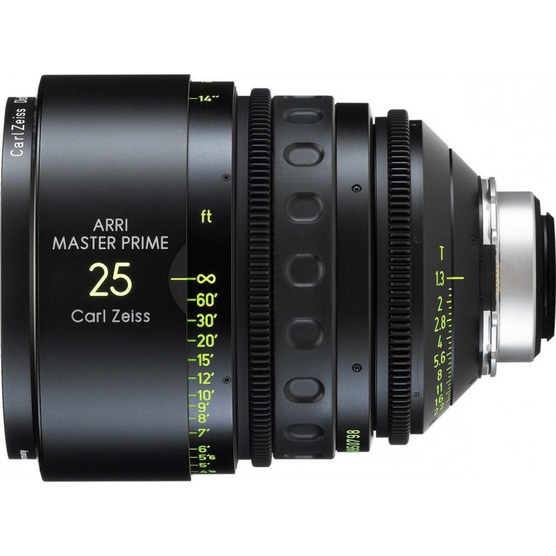 Arri - K2.47703.0 - ARRI MASTER PRIME 25-T1.3 F from ARRI with reference K2.47703.0 at the low price of 20500. Product features: