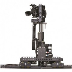 Vinten - V5010-FE - TRACK DOLLY AND ROBOTIC HEAD WITH ELEVATION ON MOTORIZED PLATFORM from VINTEN with reference V5010-FE at the