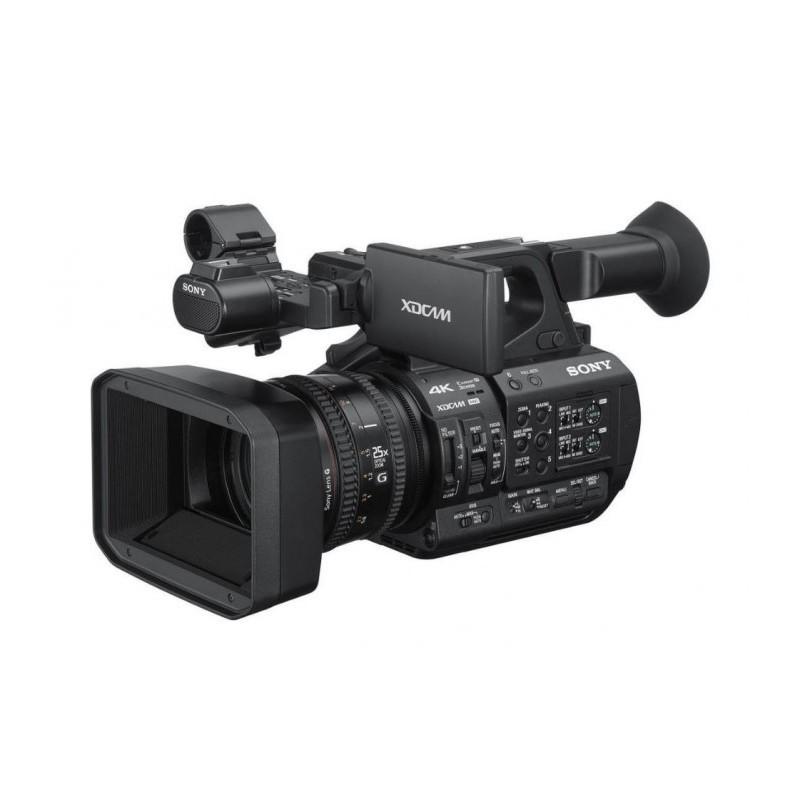 Sony – PXW-Z190V//C – 1/3″ 3 CHIP 4K HANDY CAMCORDER