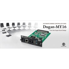 Yamaha DUGAN-MY16 Automatic Mixing Controller Card from YAMAHA with reference DUGAN-MY16 at the low price of 2508. Product featu