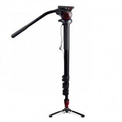 Came-TV - TP705A - ALUMINUM MONOPOD WITH PIVOTING FOOT STAND 705A from CAME TV with reference TP705A at the low price of 155.1.