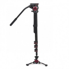 Came-TV – TP705AS – ALUMINUM MONOPOD WITH PIVOTING AND LOCKABLE FOOT STAND 705AS