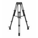 Libec – T150C – 2STAGE HEAVY DUTY CARBON FIBER TRIPOD 150MM BOWL
