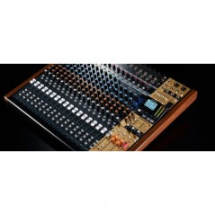 Tascam - MODEL 24 - MULTI-TRACK LIVE RECORDING CONSOLE from TASCAM with reference MODEL 24 at the low price of 989.1. Product fe