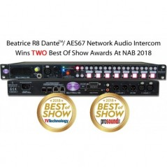 Glensound - BEATRICE R8 - 8 CHANNEL 1RU FULLY FEATURED from GLENSOUND with reference Beatrice R8 at the low price of 1809. Produ