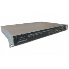 Glensound - DARK1616M - 16 ANALOGUE AND 8 AES INPUTS AND OUTPUTS from GLENSOUND with reference DARK1616M at the low price of 267