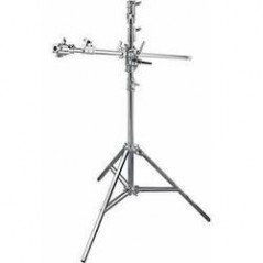 Avenger – A4050CS – 16.4′ STEEL BOOM STAND 50 (CHROME-PLATED)