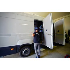 Used Iveco Daily 35-160 OB VAN (used_12) - OB-VAN HD from  with reference OB VAN (used_12) at the low price of 0. Product featur