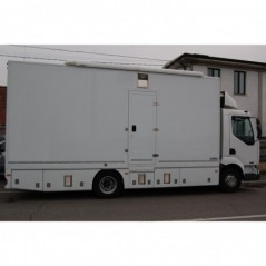 Used Renault OB VAN (used_4) - OB-VAN HD from  with reference OB VAN (used_4) at the low price of 0. Product features: OB Van -