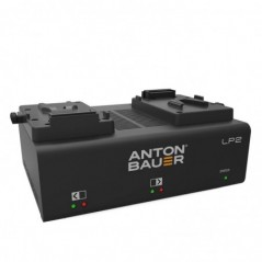 Anton Bauer - LP2 DUAL V-MOUNT CHARGER - LP SERIES PERFORMANCE CHARGERS 8475-0127 from ANTON BAUER with reference LP2 DUAL V-MOU