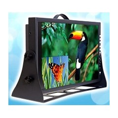 """PLURA LCM-123-3G from PLURA with reference LCM-123-3G at the low price of 2194. Product features: 23""""  3G Broadcast Monitor (192"""