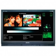 """PLURA PBM-255-3G from PLURA with reference PBM-255-3G at the low price of 7101. Product features: 55""""  3G Broadcast Monitor (192"""