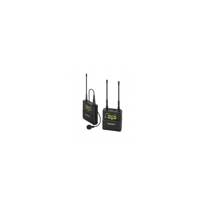 Sony – UWP-D21/K21 – UHF WIRELESS MICROPHONE PACKAGE