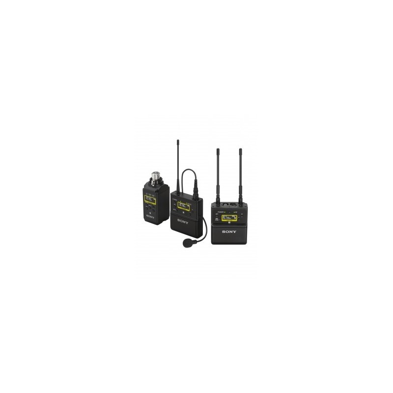 Sony – UWP-D26/K21 – UHF WIRELESS MICROPHONE PACKAGE