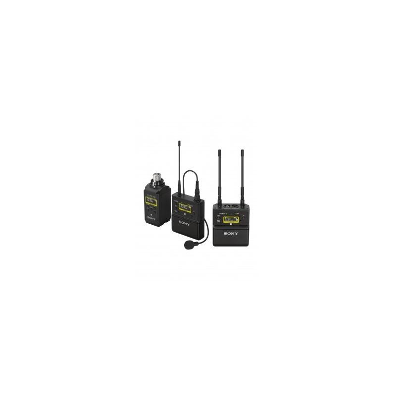 Sony – UWP-D26/K33 – UHF WIRELESS MICROPHONE PACKAGE