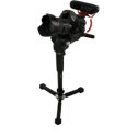 Libec – TH-M – PROFESSIONAL VIDEO MONOPOD FOR FREE-STAND OPERATIONS WITH CARRYING BAG, PAYLOAD 8KG