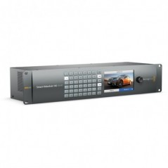 Blackmagic Design Smart Videohub 40 x 40 12G-SDI from BLACKMAGIC DESIGN with reference VHUBSMARTE12G4040 at the low price of 406