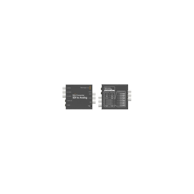 Blackmagic Design – CONVMASA – BMD MINI CONVERTER – SDI TO ANALOG