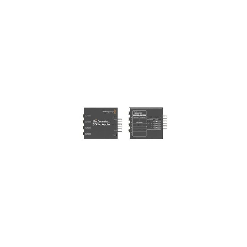 Blackmagic Design Convmcsaud Bmd Mini Converter Sdi To Audio