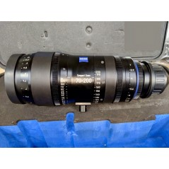Used Zeiss 70-200MM COMPACT ZOOM (used_2) - CINEMATOGRAPHY LENS from ZEISS with reference 70-200MM COMPACT ZOOM (used_2) at the