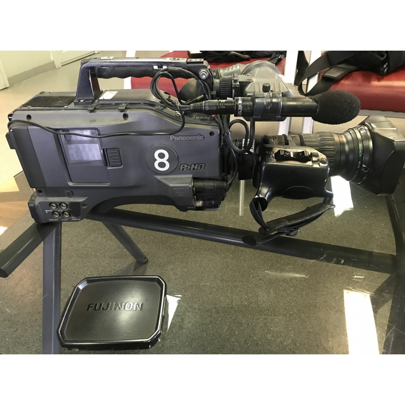 Used Panasonic AG-HPX500E (used_1) - CAMCORDERS - P2 from PANASONIC with reference AG-HPX500E (used_1) at the low price of 0. Pr
