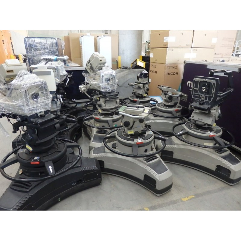 Used Vinten QUATTRO (used) - PEDESTALS from VINTEN with reference QUATTRO (used) at the low price of 0. Product features: Second