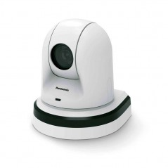 Panasonic AW-HE40HWEJ9 30x zoom HD PTZ Camera - White HDMI Version from PANASONIC with reference AW-HE40HWEJ9 at the low price o